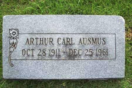 AUSMUS, ARTHUR CARL - Benton County, Arkansas | ARTHUR CARL AUSMUS - Arkansas Gravestone Photos