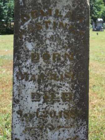AUSTIN, DELILAH (CLOSEUP) - Benton County, Arkansas | DELILAH (CLOSEUP) AUSTIN - Arkansas Gravestone Photos