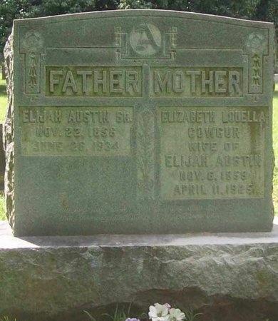 AUSTIN, ELIJAH SR - Benton County, Arkansas   ELIJAH SR AUSTIN - Arkansas Gravestone Photos
