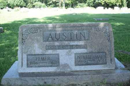 AUSTIN, NELLIE MAE - Benton County, Arkansas | NELLIE MAE AUSTIN - Arkansas Gravestone Photos