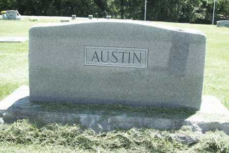 AUSTIN FAMILY STONE,  - Benton County, Arkansas |  AUSTIN FAMILY STONE - Arkansas Gravestone Photos