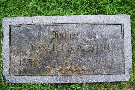 AUSTIN, JOSEPH S. - Benton County, Arkansas | JOSEPH S. AUSTIN - Arkansas Gravestone Photos