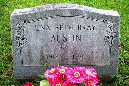 AUSTIN, UNA BETH - Benton County, Arkansas   UNA BETH AUSTIN - Arkansas Gravestone Photos