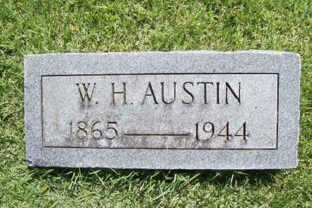 AUSTIN, WILLIAM HENRY - Benton County, Arkansas | WILLIAM HENRY AUSTIN - Arkansas Gravestone Photos