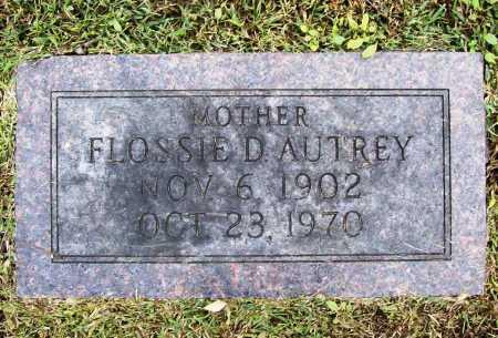 AUTREY, FLOSSIE D. - Benton County, Arkansas | FLOSSIE D. AUTREY - Arkansas Gravestone Photos