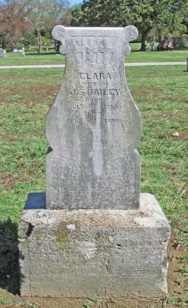 BAILEY, CLARA - Benton County, Arkansas | CLARA BAILEY - Arkansas Gravestone Photos