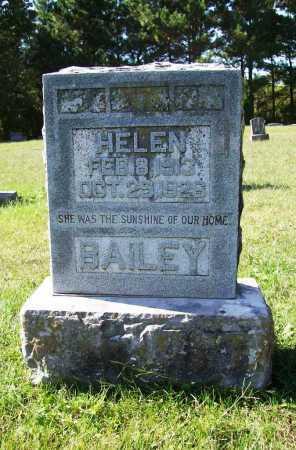 BAILEY, HELEN - Benton County, Arkansas | HELEN BAILEY - Arkansas Gravestone Photos