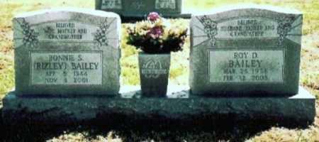 BAILEY, ROY DEAN - Benton County, Arkansas | ROY DEAN BAILEY - Arkansas Gravestone Photos