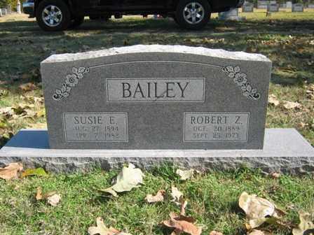 BAILEY, SUSIE E. - Benton County, Arkansas | SUSIE E. BAILEY - Arkansas Gravestone Photos