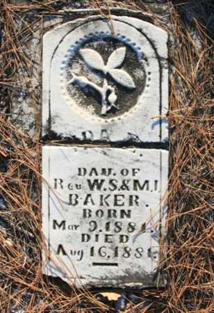 BAKER, IDA - Benton County, Arkansas | IDA BAKER - Arkansas Gravestone Photos