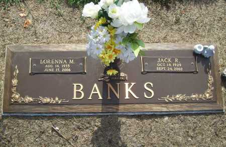 DAVIS BANKS, LORENNA MAE - Benton County, Arkansas | LORENNA MAE DAVIS BANKS - Arkansas Gravestone Photos