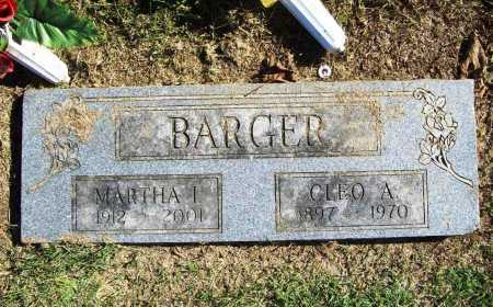 BARGER, CLEO A. - Benton County, Arkansas | CLEO A. BARGER - Arkansas Gravestone Photos