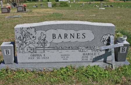 CLARK BARNES, ORPHA - Benton County, Arkansas | ORPHA CLARK BARNES - Arkansas Gravestone Photos