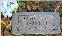 BARNETT, CLYDE RAY - Benton County, Arkansas | CLYDE RAY BARNETT - Arkansas Gravestone Photos