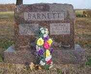 BARNETT, LOUISA ELIZABETH - Benton County, Arkansas   LOUISA ELIZABETH BARNETT - Arkansas Gravestone Photos
