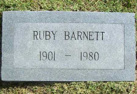 BARNETT, RUBY - Benton County, Arkansas   RUBY BARNETT - Arkansas Gravestone Photos
