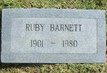 BARNETT, RUBY - Benton County, Arkansas | RUBY BARNETT - Arkansas Gravestone Photos