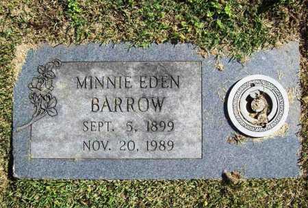 BARROW, MINNIE - Benton County, Arkansas | MINNIE BARROW - Arkansas Gravestone Photos
