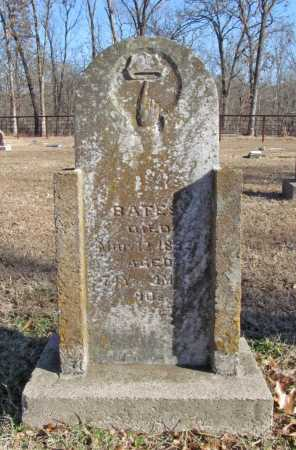 BATES, SABRE - Benton County, Arkansas | SABRE BATES - Arkansas Gravestone Photos