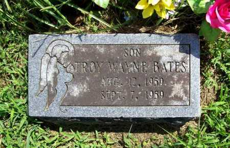 BATES, TROY WAYNE - Benton County, Arkansas | TROY WAYNE BATES - Arkansas Gravestone Photos