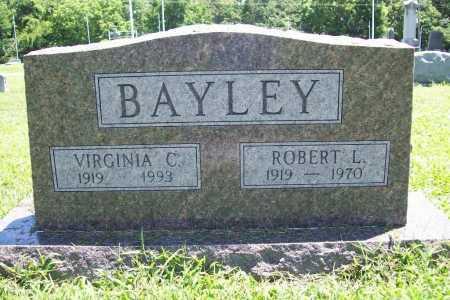 BAYLEY, VIRGINIA C. - Benton County, Arkansas | VIRGINIA C. BAYLEY - Arkansas Gravestone Photos