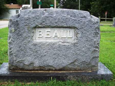 BEALL FAMILY STONE,  - Benton County, Arkansas |  BEALL FAMILY STONE - Arkansas Gravestone Photos