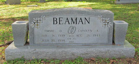 BEAMAN, JIMMIE D - Benton County, Arkansas | JIMMIE D BEAMAN - Arkansas Gravestone Photos