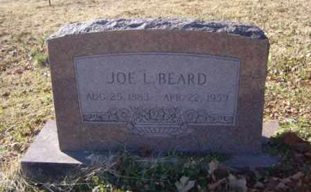 BEARD, JOE L. - Benton County, Arkansas   JOE L. BEARD - Arkansas Gravestone Photos