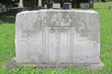 BEARD, JASPER M - Benton County, Arkansas | JASPER M BEARD - Arkansas Gravestone Photos