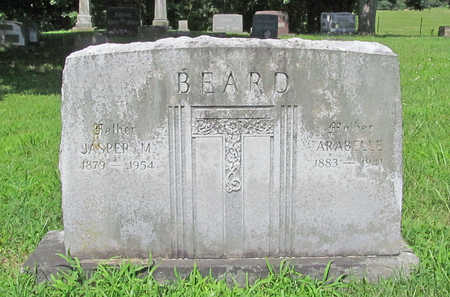 BEARD, JASPER M - Benton County, Arkansas | JASPER M BEARD - Arkansas Gravestone Photos