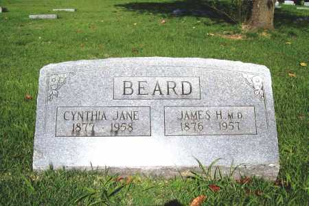 BEARD, JAMES H., M.D. - Benton County, Arkansas | JAMES H., M.D. BEARD - Arkansas Gravestone Photos