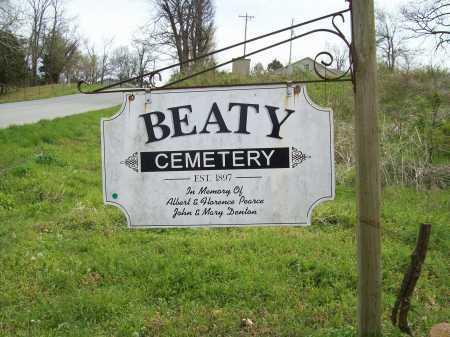 *BEATY CEMETERY,  - Benton County, Arkansas |  *BEATY CEMETERY - Arkansas Gravestone Photos