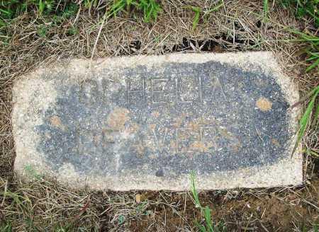BEAVERS, OPHELIA - Benton County, Arkansas | OPHELIA BEAVERS - Arkansas Gravestone Photos