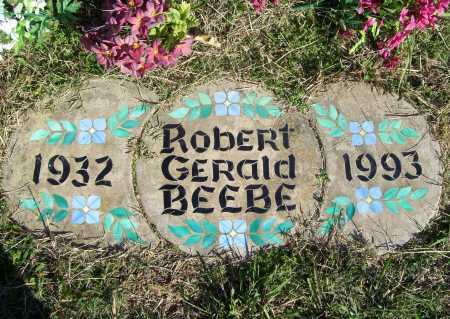 BEEBE, ROBERT GERALD - Benton County, Arkansas | ROBERT GERALD BEEBE - Arkansas Gravestone Photos