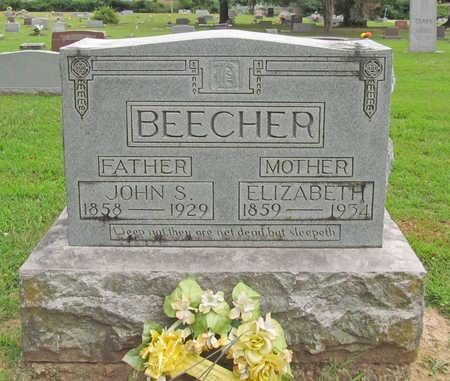 BEECHER, JOHN SOUTHERLAND - Benton County, Arkansas | JOHN SOUTHERLAND BEECHER - Arkansas Gravestone Photos