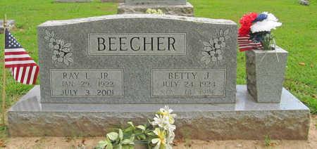 BEECHER, RAY LESTER JR - Benton County, Arkansas | RAY LESTER JR BEECHER - Arkansas Gravestone Photos