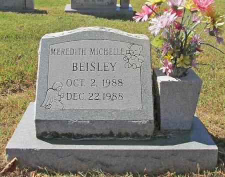 BEISLEY, MEREDITH MICHELLE - Benton County, Arkansas   MEREDITH MICHELLE BEISLEY - Arkansas Gravestone Photos