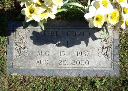 BELL, ALBERT GERALD - Benton County, Arkansas | ALBERT GERALD BELL - Arkansas Gravestone Photos