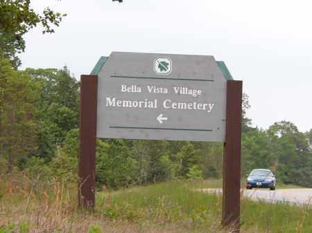 BELLA VISTA MEMORIAL,  - Benton County, Arkansas |  BELLA VISTA MEMORIAL - Arkansas Gravestone Photos