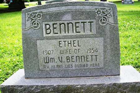 BENNETT, ETHEL - Benton County, Arkansas | ETHEL BENNETT - Arkansas Gravestone Photos