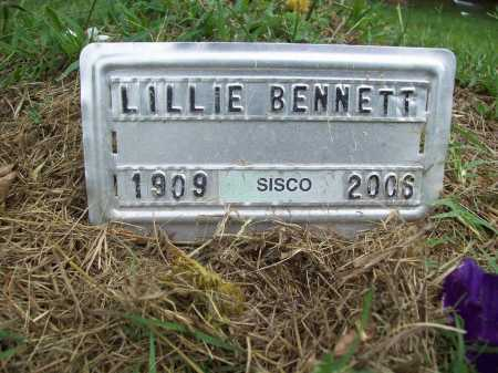 BENNETT, LILLIE MAE - Benton County, Arkansas | LILLIE MAE BENNETT - Arkansas Gravestone Photos