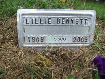 ARNOLD BENNETT, LILLIE MAE - Benton County, Arkansas | LILLIE MAE ARNOLD BENNETT - Arkansas Gravestone Photos