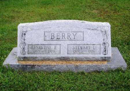 BERRY, STEWART L. - Benton County, Arkansas   STEWART L. BERRY - Arkansas Gravestone Photos