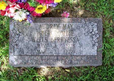 WELLS, AUDREY MAY - Benton County, Arkansas | AUDREY MAY WELLS - Arkansas Gravestone Photos