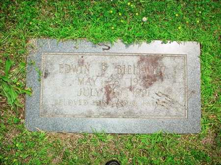 BIELEWICZ, EDWIN P. - Benton County, Arkansas | EDWIN P. BIELEWICZ - Arkansas Gravestone Photos