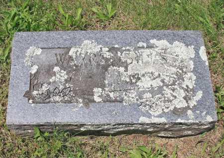 BILLS, J WARREN (2) - Benton County, Arkansas | J WARREN (2) BILLS - Arkansas Gravestone Photos