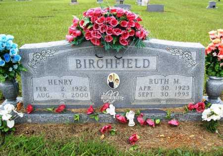 BIRCHFIELD, HENRY - Benton County, Arkansas | HENRY BIRCHFIELD - Arkansas Gravestone Photos