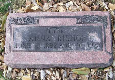 BISHOP, ANNA - Benton County, Arkansas | ANNA BISHOP - Arkansas Gravestone Photos