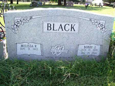 BLACK, BOBBY J. - Benton County, Arkansas | BOBBY J. BLACK - Arkansas Gravestone Photos
