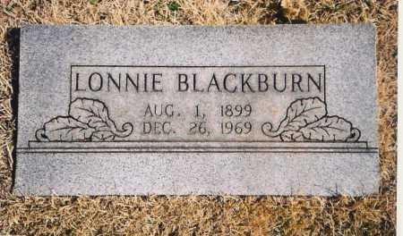 BLACKBURN, LONNIE - Benton County, Arkansas | LONNIE BLACKBURN - Arkansas Gravestone Photos